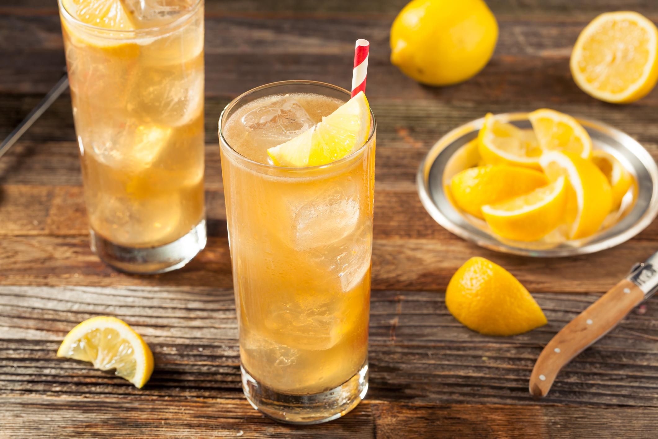 Zero-Proof Long Island Iced Tea